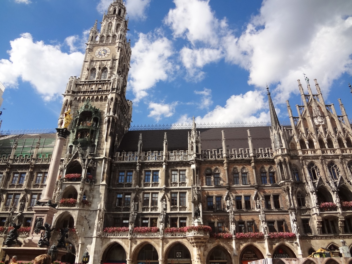 Munique - Roteiro de 3 dias