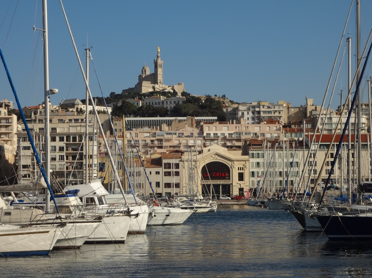Os prós e os contras de Marseille
